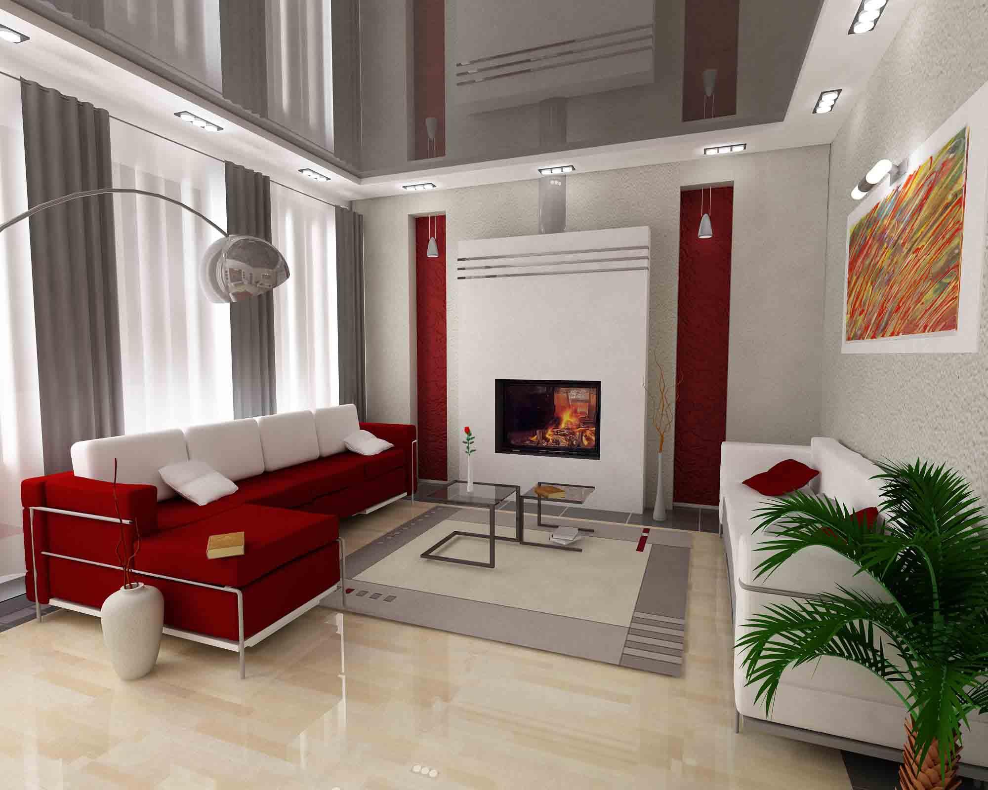 Декор интерьера квартиры